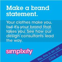 graphic and web design by simplxity.com