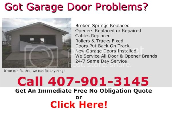 Sanford Garage Door Service