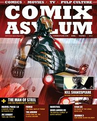 Comix Asylum