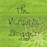 Versatile Blogger Award Pictures, Images and Photos